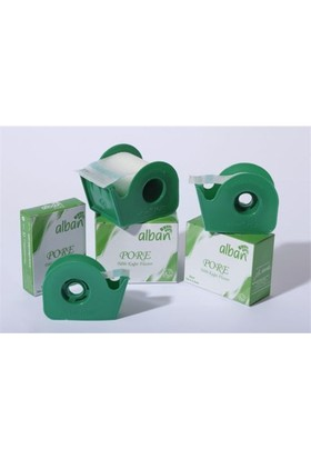 Ağaoğlu Alban 2,5 Cm X 5 M Pore Tıbbi Kağıt Flaster