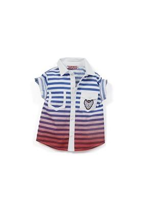 Zeyland Erkek Çocuk Çizgili Gömlek - K-61Z1UCN81
