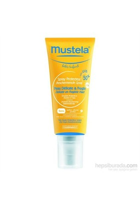 Mustela Ultra High Protection Sun Spray 200 Ml Spf 50+