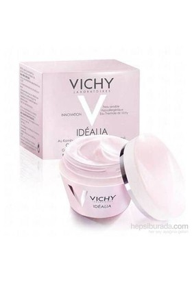 Vichy İdealia Normal/Karma Cilt Bakım Kremi 50Ml - Vichy İdealia Eyes Cream Hediye