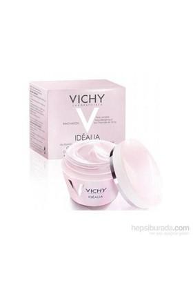 Vichy İdealia Bakım Kremi Kuru Ciltler 50Ml - Vichy İdealia Eyes Cream Hediye