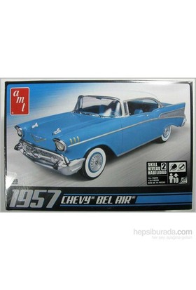 1957 Chevy Bel Air 1/25