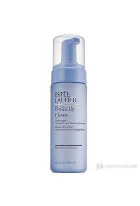 Estee Lauder Perfectly Clean Triple Action Cleanser Toner Makeup Remover 150 Ml