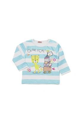 Zeyland Kız Çocuk Çizgili T-Shirt - K-61Z2HTC61