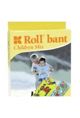 Roll Bant Children Mix Yarabandı