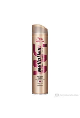Wella Wellaflex Şekillendirici Saç Spreyi Parlak Renkler 250 ml