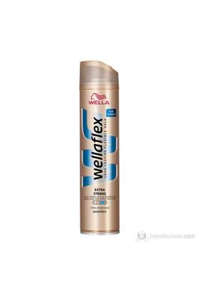 Wella Wellaflex Şekillendirici Saç Spreyi Ekstra Güçlü 250 ml