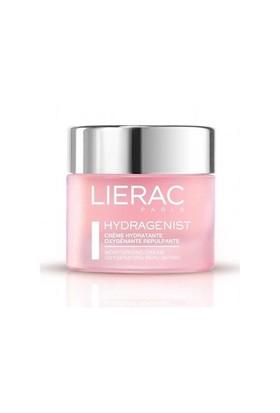 Lierac Hydragenist Mousturizing Cream 50Ml - Kuru Ve Çok Kuru Ciltler İçin Oksijen Veren, Dolgunlaştırıcı Ve Nemlendirici Bakım Kremi