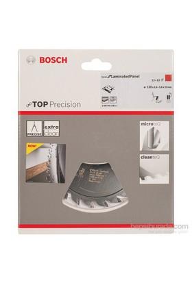 Bosch - Best Serisi Hassas Kesim Lamine Panel İçin Ön Çizme Bıçağı - 120 X 22 X 2,8-3,6 Mm, 12+12 Diş