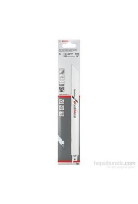 Bosch - Flexible Serisi Ahşap Ve Metal İçin Tilki Kuyruğu Bıçağı S 1122 Vf - 5'Li Paket