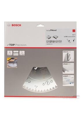 Bosch - Best Serisi Hassas Kesim Ahşap İçin Daire Testere Bıçağı - 250 X 30 X 3,2 Mm, 60 Diş