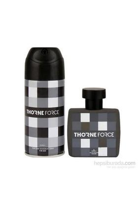 Thorne Force EDT 75 ML + 150 ML Deodorant