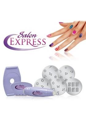 Buffer Tırnak Süsleme Seti Salon Express
