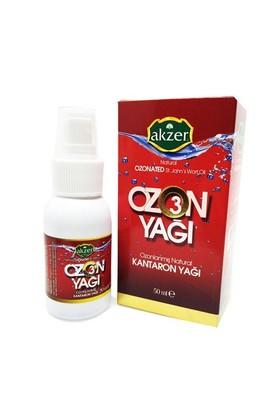 Akzer Bitkisel Ozon Kantaron Yağı