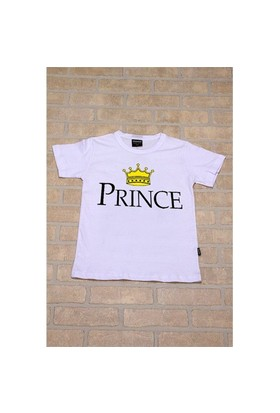 Köstebek Prince Çocuk T-Shirt