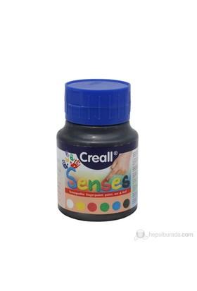 Creall Senses Hissedilebilir Parmak Boyası 500 Ml Siyah - 08