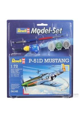 M.Set P-51D Mustang (Ölçek 1:72)