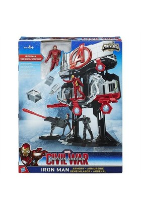 Avengers Captan America Film Oyun Seti B5770