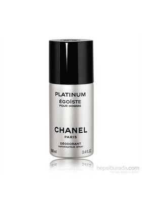 Chanel Egoiste Platinum Deodorant 100 Ml -Erkek Deodorant