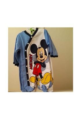 Disney Mickey Mouse Tulum Takım