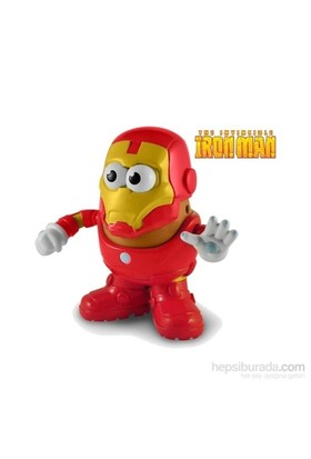 Mr. Potato Head Iron Man Bay Patates Kafa