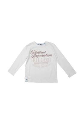 Zeyland Erkek Çocuk Ekru S-Shirt K-52M3kfd64