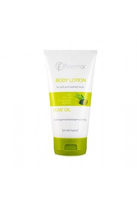 Flormar Body Lotion Vücut Losyonu Olive Oil 150 Ml