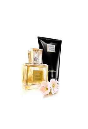 Avon Little Black Dress Edp 30 Ml Bayan Parfüm + Vücut Losyonu