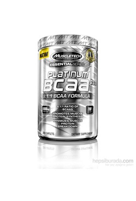 Muscletech Platinum Bcaa 8:1:1 200 Tablets