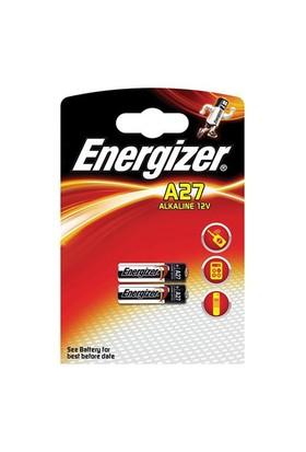 Energizer (A27-3330) A27 Alkalin Pil İkili Blister