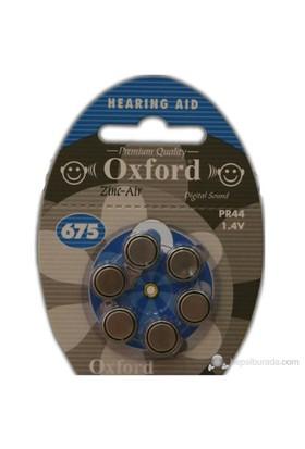 Oxford PR44 6'lı Kulaklık Pili No:675
