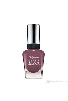 Sally Hansen Csm – Plum's The World - 5'Li Etkili Oje - Gül Kurusu - 360