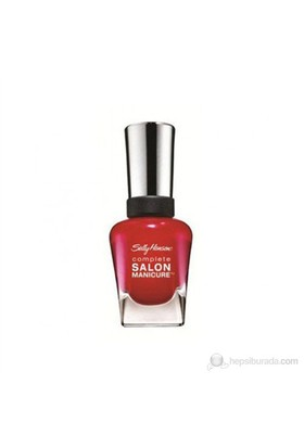 Sally Hansen Csm - Right Said Red - 5'Li Etkili Oje - Bayrak Kırmızısı-570