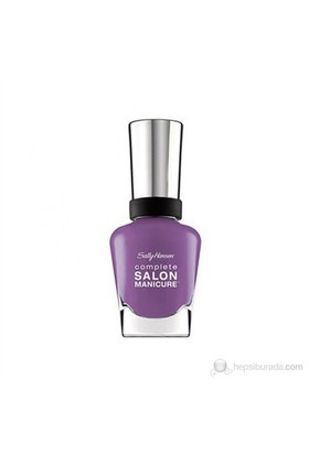 Sally Hansen Csm – Good To Grape - 5'Li Etkili Oje – Açık Mor (409)