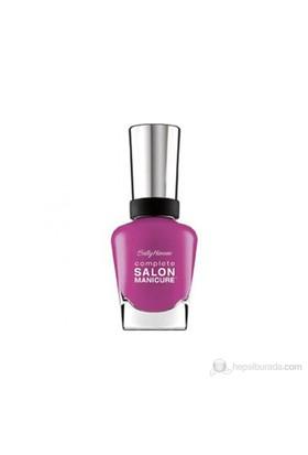 Sally Hansen Csm - Purple Posy - 5'Li Etkili Oje - Eflatun