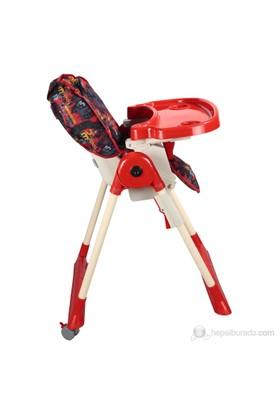 Pilsan Mama Sandalyesi / Kırmızı
