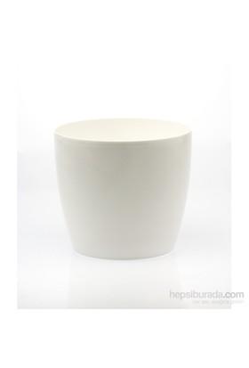 Teraplast Madeıra Luxy (Bianco) 11 Plastik Saksı