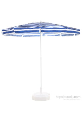 Belde Şemsiye - F 200 Akrilik - Mavi Beyaz