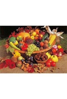 KS Games Puzzle Autumn Fruit (1000 Parça)