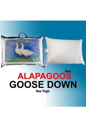 Alapagoos Kaz Tüyü Çocuk Yastık (%15 Gıdık Tüyü)