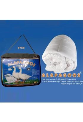Alapagoos Kaz Tüyü Çocuk Yorgan (%30 Gıdık Tüyü)