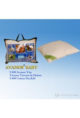 Avanos Baby Yün Yastık