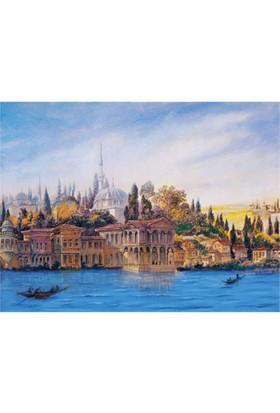 Art Puzzle Eyüp Esma Sultan Sarayı (1000 Parça)