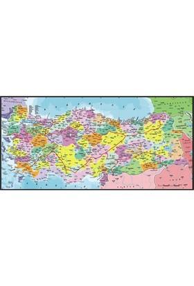 Perre Puzzle Türkiye Siyasi Haritası (1500 Parça)