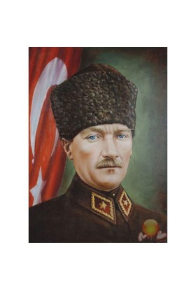 Anatolian Puzzle Mustafa Kemal Atatürk (1000 Parça)