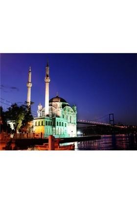 Anatolian Ortaköy Camii - Boğaz Köprüsü