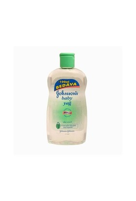 Johnson Baby Oil Aloe Vera Özlü 300 ML