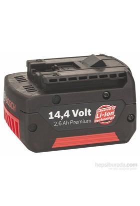 Bosch - 14,4 V – Geçmeli Akü Paketi - Hd, 2,6 Ah, Li Ion