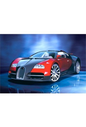 Castorland Puzzle Bugatti Veyron (1000 Parça)