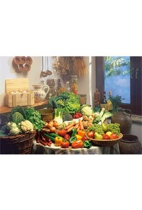 Castorland Puzzle Meyveler ve Sebzeler (1000 Parça)